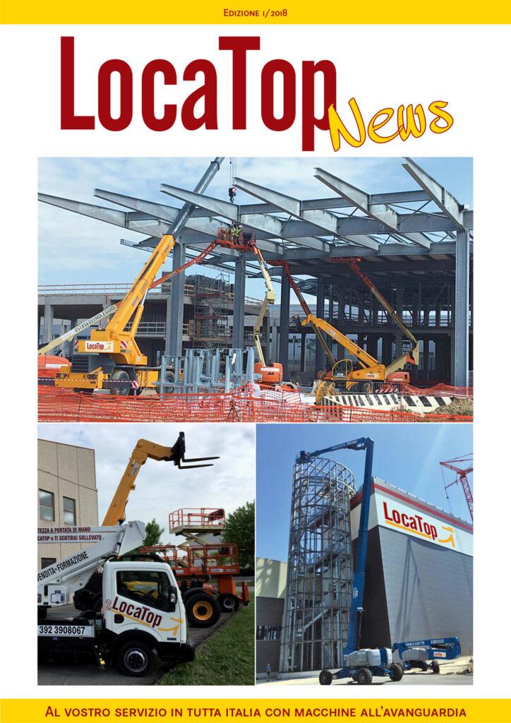 LocaTop News – Ed. GENNAIO 2018