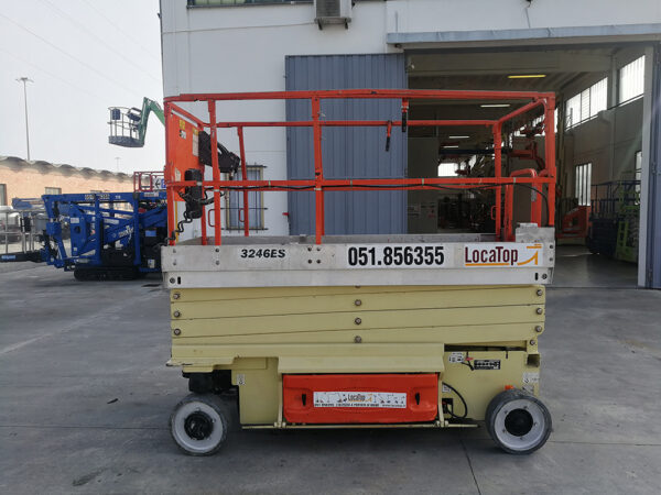 Piattaforma Semovente Verticale Elettrica VE 12 JL - 3246 ES