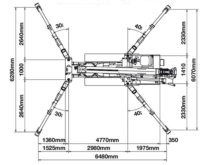 Minigru MG 706 - UNIC URW 706
