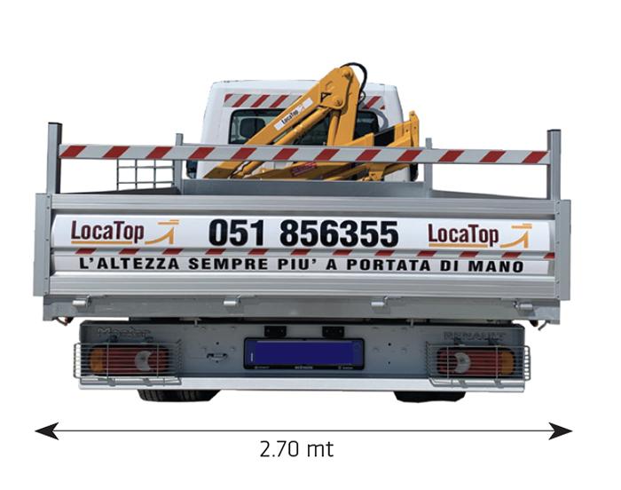 Autocarro CG 9.35-150 BO FISSO su Renault