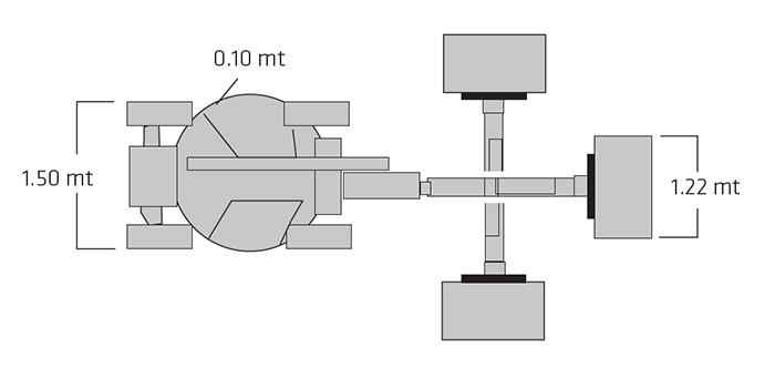 Piattaforma Semovente Articolata Elettrica AE 14 JL - E 400 AJPN