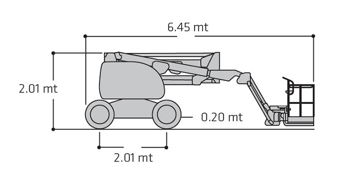 AED 16 JL - M 450 AJ