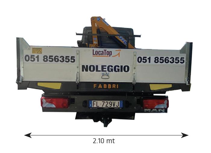 Autocarro CG MAN TGE 3.140 10.00-310 EF RIB