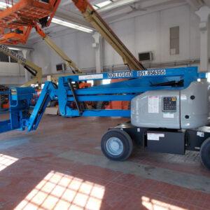 Piattaforma Semovente Articolata Bi-Alimentata AED 16 GE - Z 45-25 J