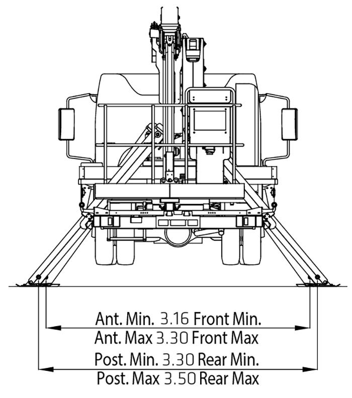 Piattaforma autocarrata CA 26 SE - ZED 26 JL